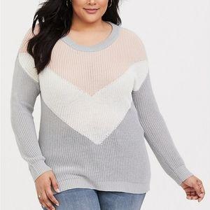 Torrid sweater NWOT